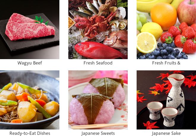 Food Export Business   Business   ANA Foods