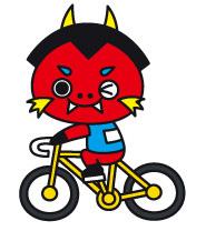 ばらもんちゃん「自転車」1